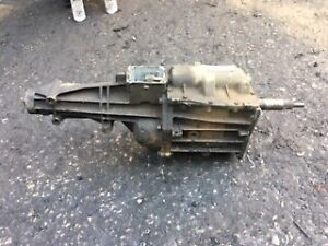 Chevrolet S 10 T 5 World Class Five Speed Good Transmission Tag 1352 216