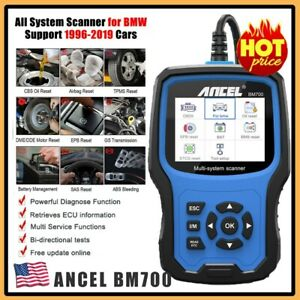 Car Code Reader Scan Injector Dpf Epb Abs Oil Car Diagnostic Tool For Bmw mini