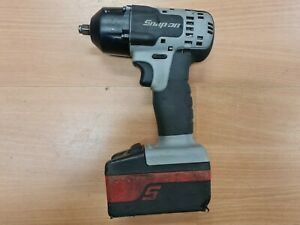 Snap on Ct8810bs 3 8 Drive Impact Cordless Wrench 18v W battery