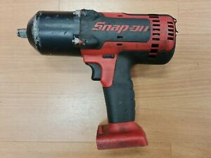 Ct8850 Snap on Snap On 1 2 18v 18 V Cordless Impact Wrench