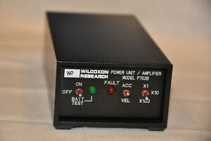 Wilcoxon P702b Power Unit amplifier For Piezoelectric Transducers With Internal