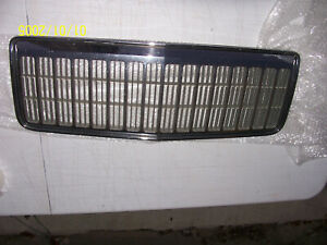 1991 1990 1989 1988 Mercury Grand Marquis Grill Colony Park Wagon Oem Used