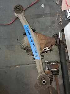 Mazda Miata Differential Oem 1 6 4 30 Ratio Axles driveshaft And Differential