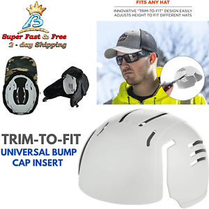 Safety Hard Shell Hat Cap Insert Head Protection Sports Protective Universal Fit