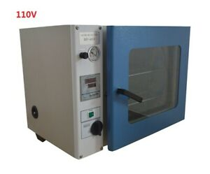 16 x14 x14 1 9cu Ft Vacuum Drying Oven 110v For Drying And Heating Processes