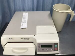 Midmark Ritter M3 Ultra Fast Automatic Sterilizer 877 Cycles