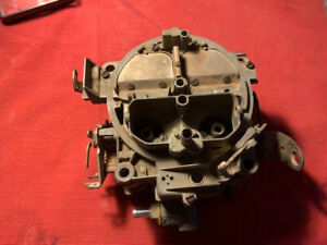 1967 Chevy Rochester 4 v Carburetor