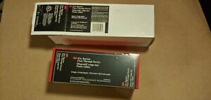 3m Fire Barrier Pass through Device 4 X 4 Square 98 0400 5514 1 New