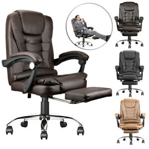 Office Swivel Chair Gaming Chair Computer Chair High Back Adjustable Height