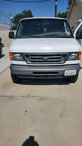2006 Ford E250 Carpet Cleaning Truck Mount Van 113000 Mills