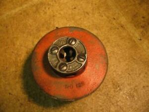 Ridgid 12r 1 8 Die Head Ratchet Hand Pipe Threader 700 Power Drive