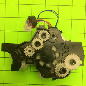 Brother Fax 575 Fax Machine Gear Assembly Motor