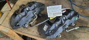 2015 2020 Ford Mustang Brembo Front Calipers Set Lh rh 6k