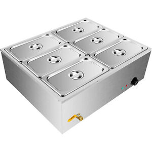 Commercial 3 tier Countertop Food Pizza Pastry Warmer Display Case
