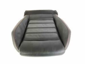 Front Seat Cushion 5gm881375 Vw Golf Gti 15 17 Lh Driver Black Leather Heated