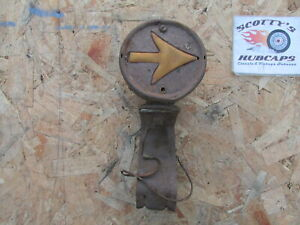 1920 S 30 S Vintage Car Pickup Truck Right Turn Signal Light One