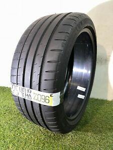225 40 18 92y Used Tire Michelin Pilot Sport 4 S 70 7 32nds Z096