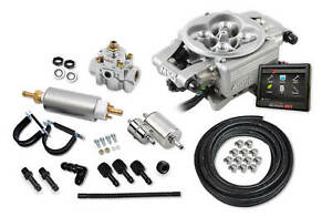 Msd 2900 2 Atomic Efi 2 Tbi With 865 Cfm With Pump Kit Supports Up To 650 Hp