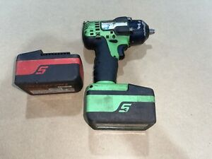 Snap On 3 8 20v Impact Wrench