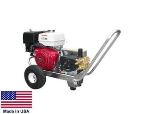 Pressure Washer Portable Cold Water 4 Gpm 4000 Psi 13 Hp Honda Ar