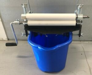 Universal Bucket pail Wringer Detail Shop Garage Auto Rv Chamois Towel