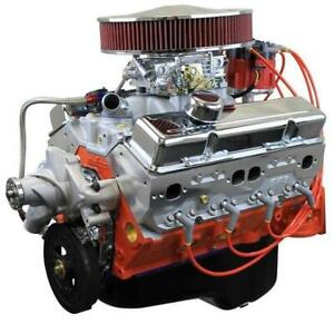 Blueprint Bp38318ctc1d S b Chevy 383ci Ready To Run Crate Engine