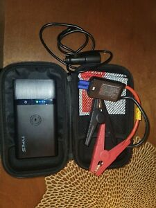 Type S Lithium Jump Starter Portable Power Bank With Built In Wireless Charger