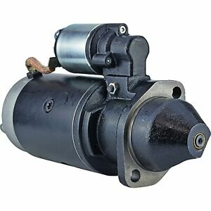 Starter For Same Tractor Row Crop 85 Saturno Synchro 80 1979 1983 410 24272
