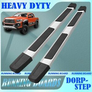 Fit 2015 2021 Ford F150 Super Cab 6 Running Board Nerf Bar Side Step S s S