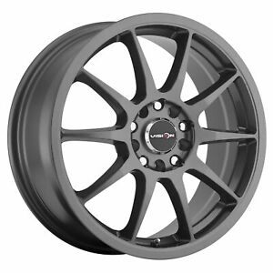 4 Wheels Rims 15 Inch For Plymouth Acclaim Breeze Neon Sundance Subaru Baja
