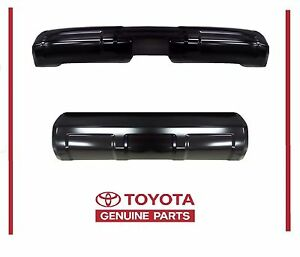 Genuine Toyota 4runner 14 19 Trd Pro Front Rear Lower Black Valance Oem Clips