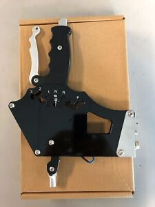Chevy Th200 Th350 Th400 Billet Alum Automatic Drag Racing Shifter Co2 Compatible