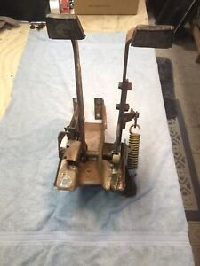 73 87 Chevy Gmc Truck Manual Clutch Pedal Assembly With Linkage Blazer K5 Sm465