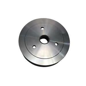 Small Block Chevy Aluminum Triple Lower Pulley Short Pump