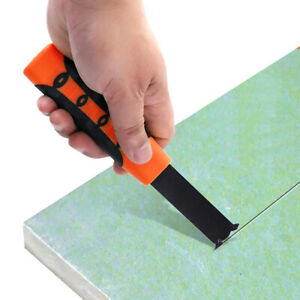 Gypsum Cement Board Cutter File Knife Durable For Ceiling Calcium Silicate Plate