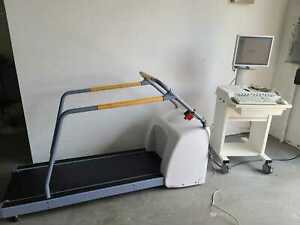 Ge Case Stress Test System With T2000 Treadmill Fully Tested