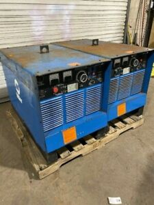 Miller Deltaweld 650 Cv Mig Welder Welding Power Supply
