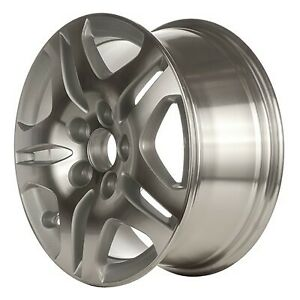 Wheel For 2005 2010 Honda Odyssey 16x7 Charcoal Refinished 16 Inch Rim
