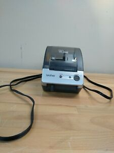 Brother P touch Ql 500 Thermal Transfer Printer Monochrome Label Printer