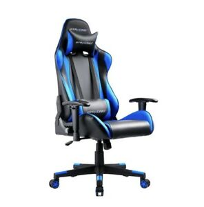 Gtracing Gaming Chair Pro Series Gt002 blue