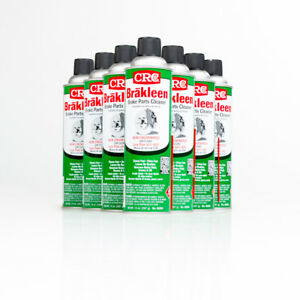 Brakleen Brake Parts Cleanernonchlorinated12 Pack14oz Cansfree Shipping5088