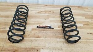 Jeep Tj Wrangler Oem Front Stock Coil Spring Pair 1997 2006 26139