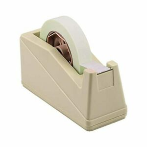 Non skid Desktop Tape Dispenser Holder With Large 3 Inches Core For Masking Tape