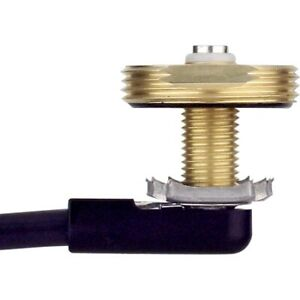 Thick Plate Mount 1 2 Solid Center Cable
