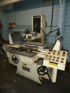make Offer _ Acer 8 X 20 ags 1020ahd Hydraulic Surface Grinder
