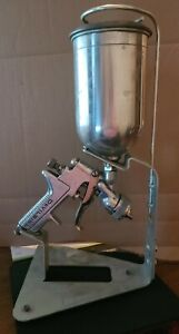 Gravity Paint Gun Stand Hvlp stand Only No Paint Gun Included