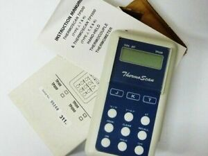 Thermoscan Tp500 Type J k t Thermocouple Meter Ectp500