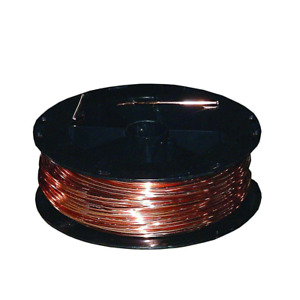 Grounding Wire 315 Ft 6 gauge Solid Bare Copper Southwire Residential Electrical