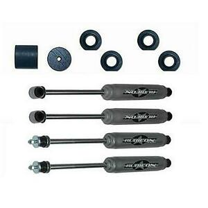 Rubicon Express 2 Inch Economy Lift Kit With Twin Tube Shocks Re7030