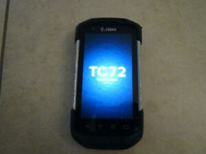 Motorola Tc72 Mobile Touch Screen Computer Zebra Tc720l 0me24bo na3 Jan 2020